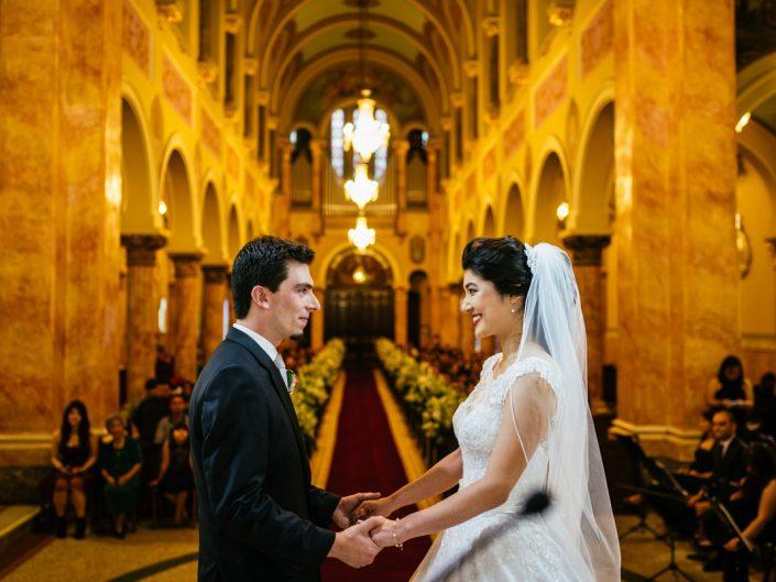 Casamento Livia e Luis | Igreja Santa Teresinha