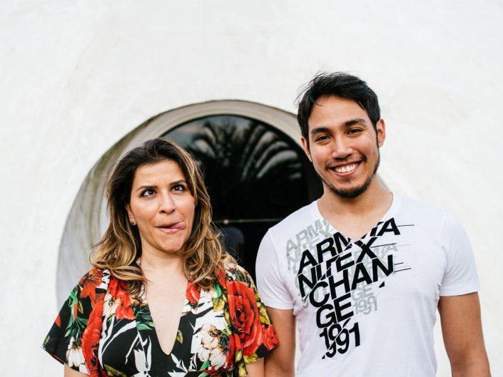 Ensaio Pre Casamento no Parque Ibirapuera | Regiane e Gui