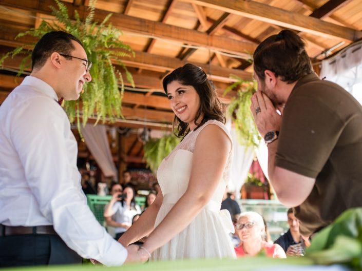 Casamento Surpresa no Ristorante Dom Camillo Granja Viana