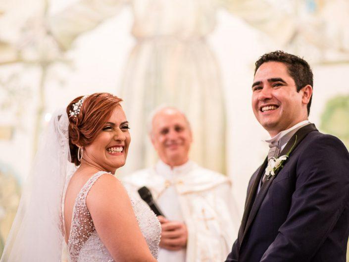 Casamento da Gi & Rafa | Capela São Francisco de Assis | Osasco