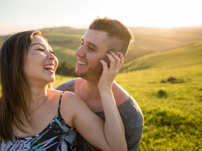 Ensaio pre casamento na Fazenda | Paula e Felipe