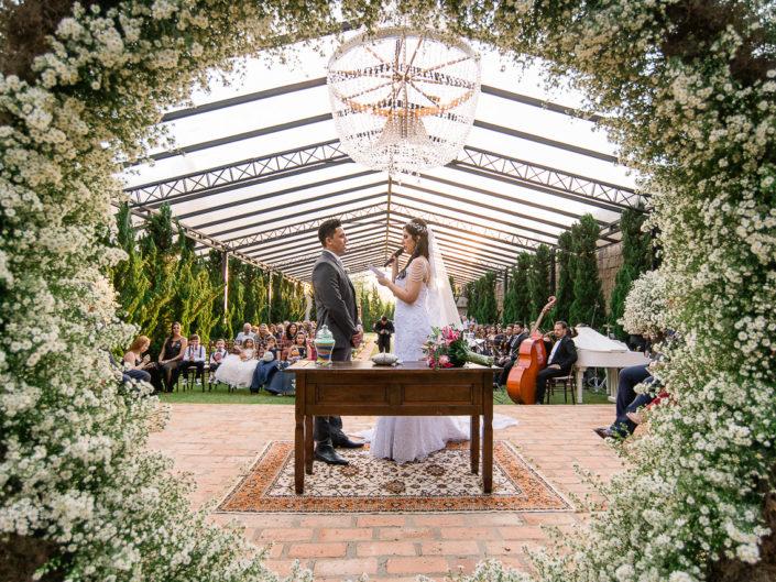 Casamento Dani e Everton | Espaço Monte Castelo em Jundiaí