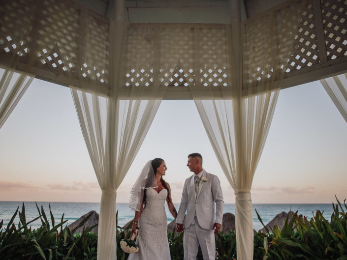 Destination Wedding em Cancún MX | Gabriela e Wemerson